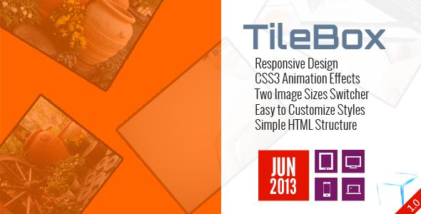 Tilebox CSS